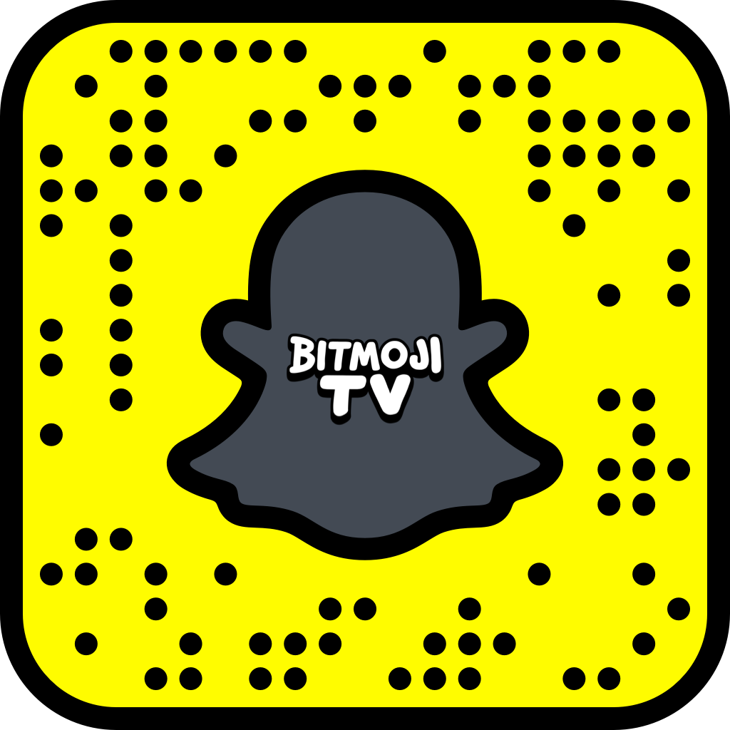Código Snap Bitmoji TV